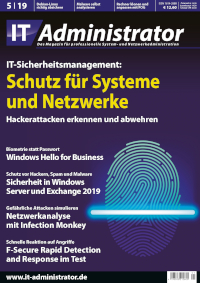 IT-Magazin Cover